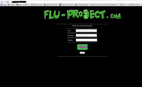 interfaz flu